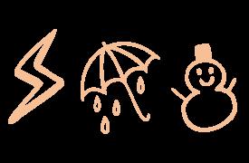 災害について | ハピネス保育園 南境 | 石巻市
