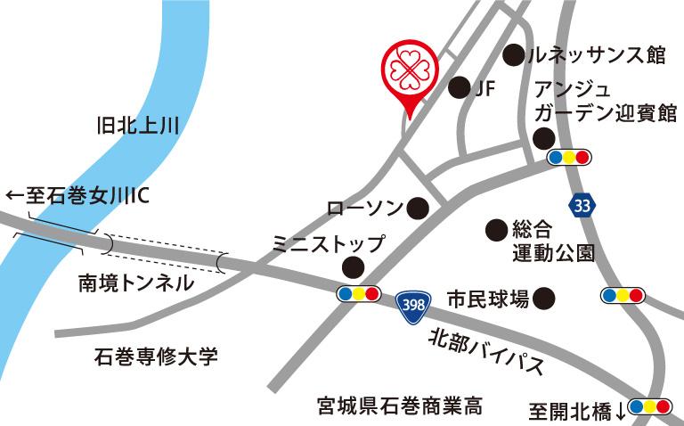 〒986-0031 石巻市南境字新待井73番地