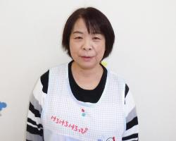 山口京子 | 看護師 | ハピネス保育園 南境 | 石巻市